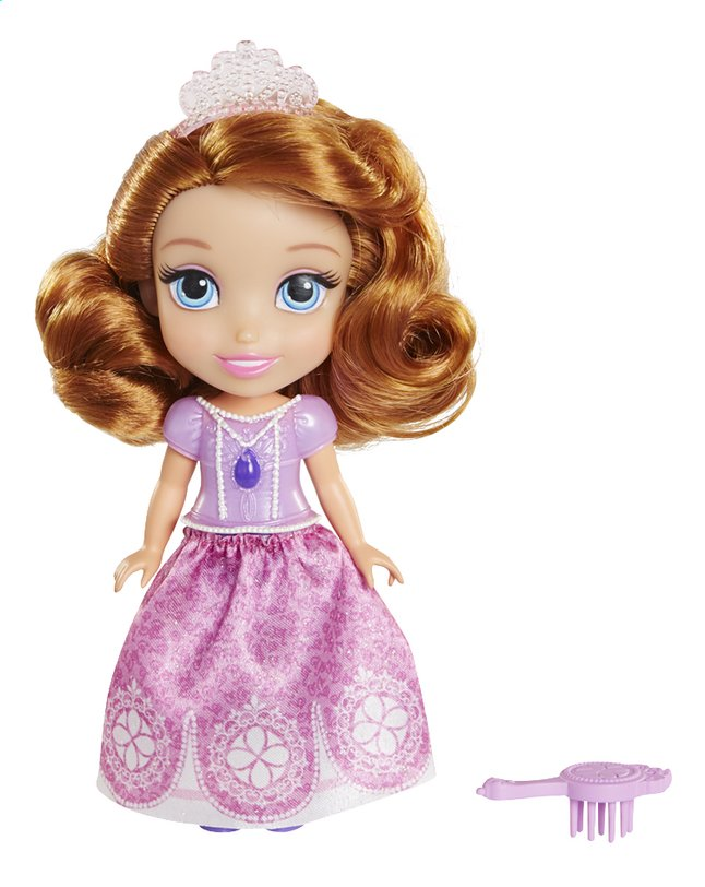 Afbeelding van Figuur Disney Sofia the First roze jurk from DreamLand