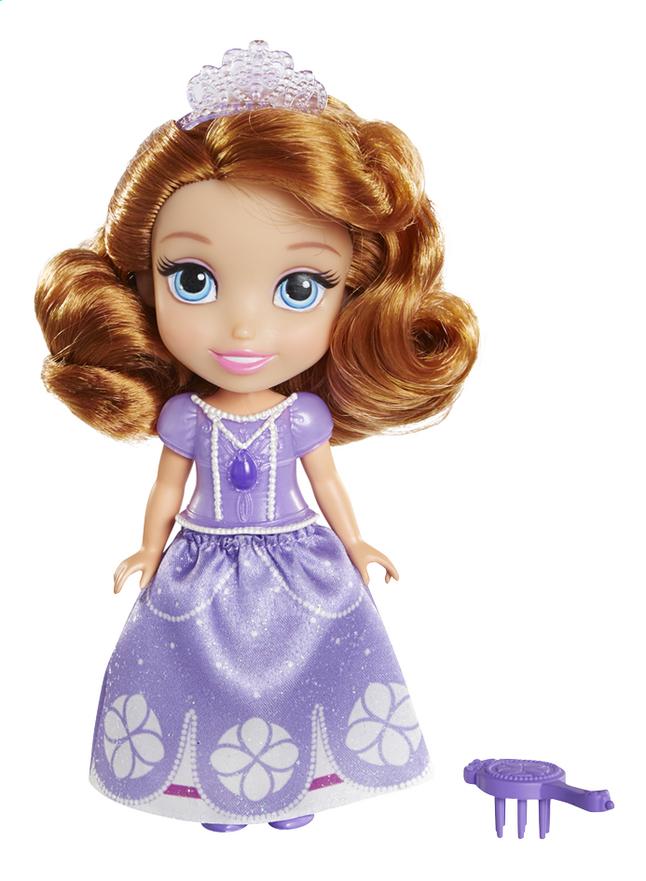 Afbeelding van Figuur Disney Sofia the First paarse jurk from DreamLand