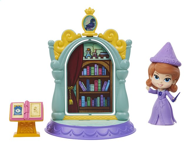 Afbeelding van Speelset Disney Sofia the First Sofia tovert from DreamLand