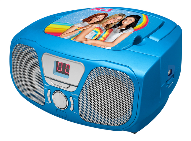 Afbeelding van bigben draagbare radio/cd-speler K3 from DreamLand
