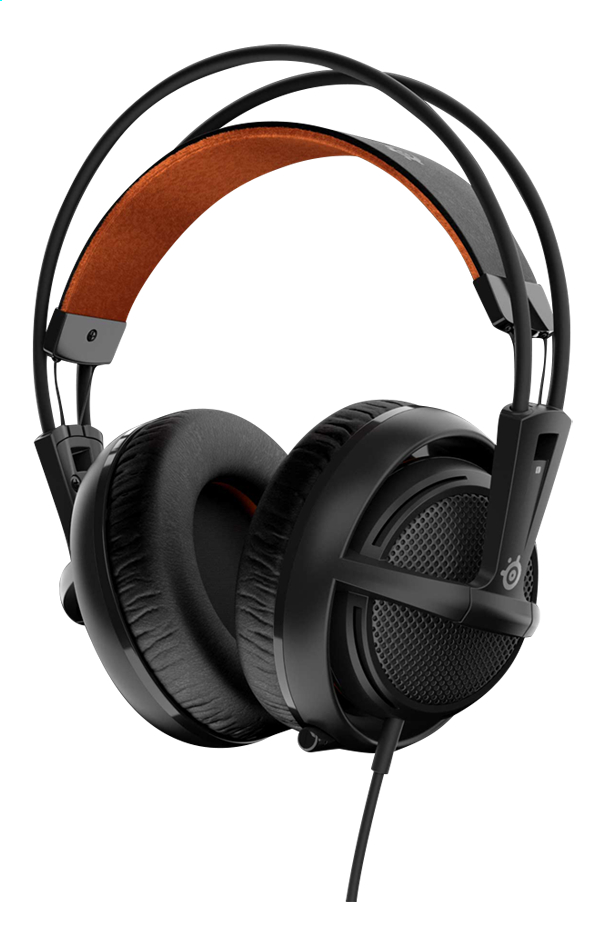 Afbeelding van SteelSeries Headset Siberia 200 Black from DreamLand