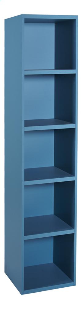 Afbeelding van Boekenkast Babel blauw from DreamLand
