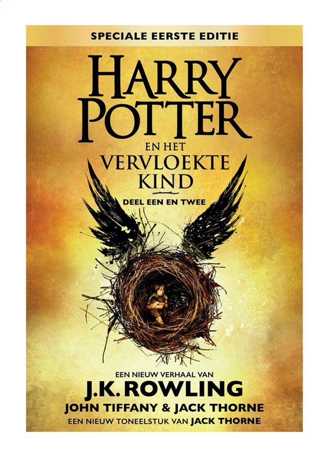Image pour Harry Potter en het Vervloekte kind Deel Een en Twee NL à partir de DreamLand
