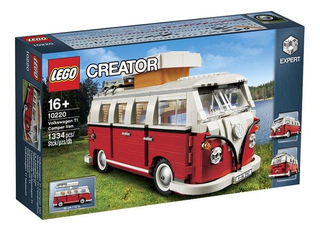 Afbeelding van LEGO Creator Expert 10220 Volkswagen T1 camper Van from DreamLand
