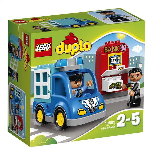 Image pour LEGO DUPLO 10809 La patrouille de police à partir de DreamLand