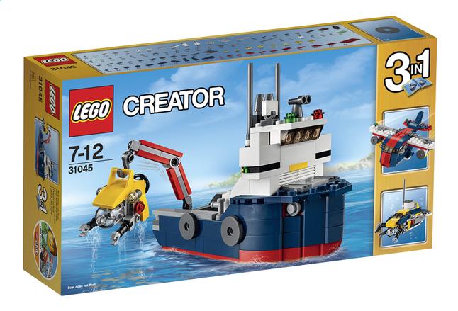 Image pour LEGO Creator 31045 L'explorateur des océans à partir de DreamLand