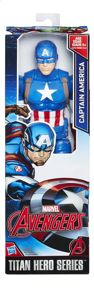 Afbeelding van Figuur Avengers Titan Hero Series Captain America from DreamLand