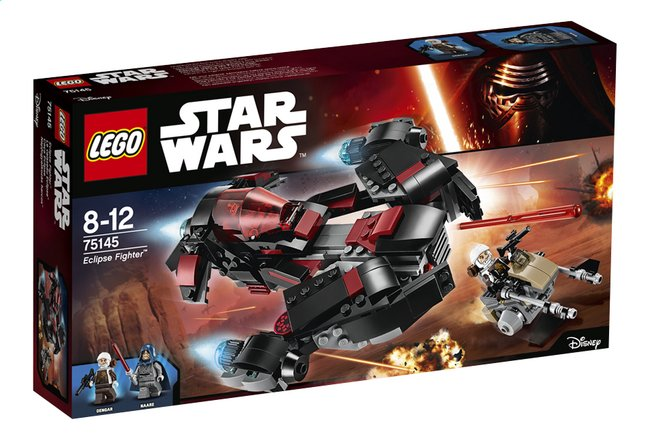 Image pour LEGO Star Wars 75145 Eclipse Fighter à partir de DreamLand
