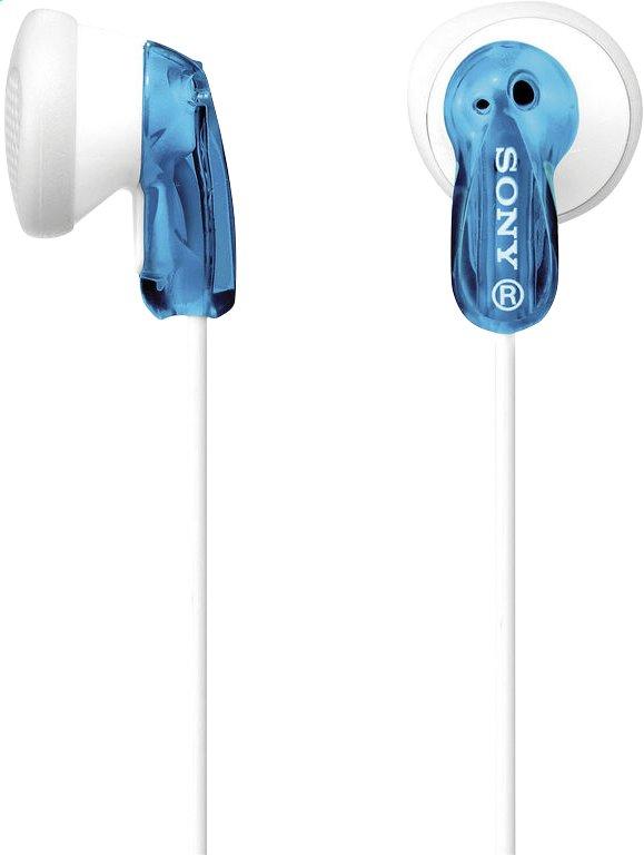 Afbeelding van Sony oortelefoon MDR-E9LP blauw from DreamLand
