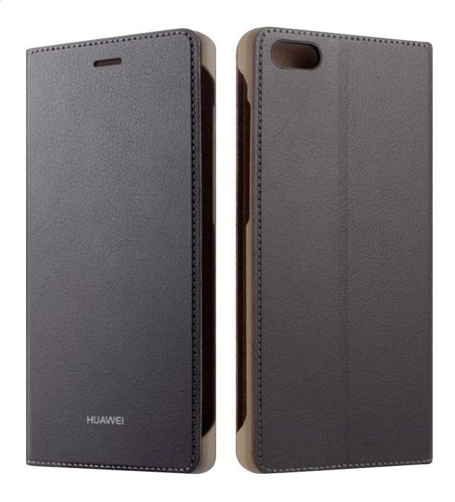 Afbeelding van Huawei Foliocover voor Huawei P8 Lite bruin from DreamLand