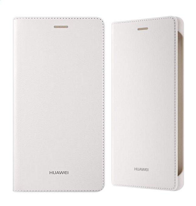 Afbeelding van Huawei Foliocover voor Huawei P8 Lite wit from DreamLand