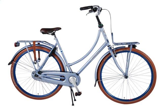 Afbeelding van Salutoni citybike Excellent mat blauw 28