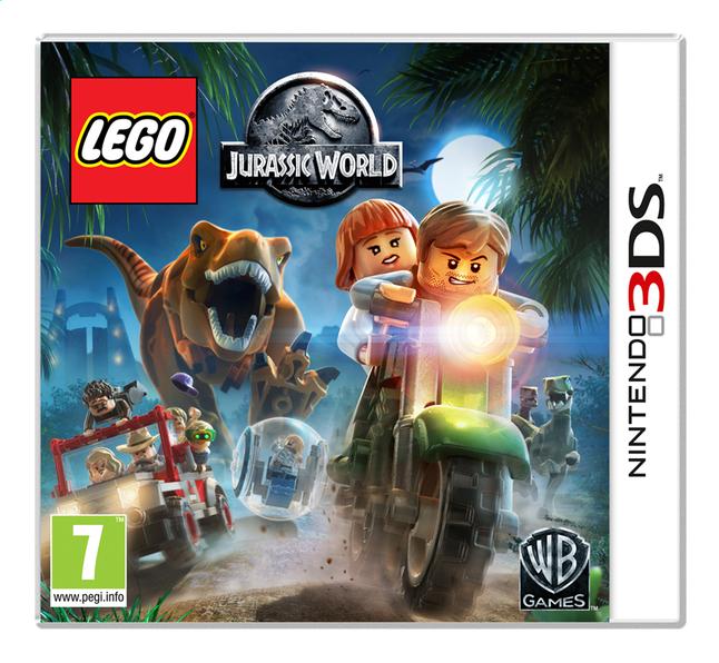 Image pour Nintendo 3DS LEGO Jurassic World FR à partir de DreamLand