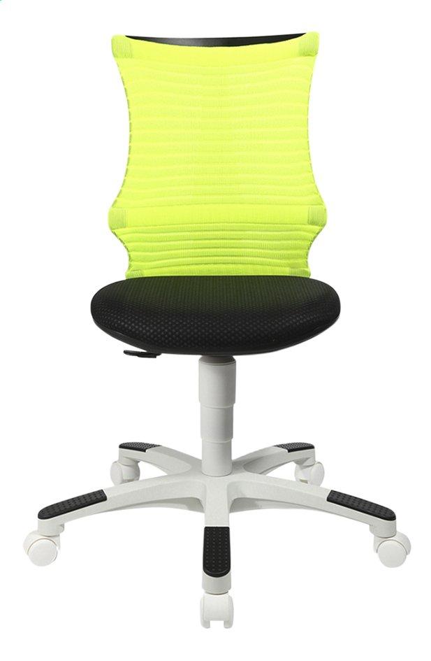 Topstar kinderbureaustoel S'neaker fluo geel/zwart