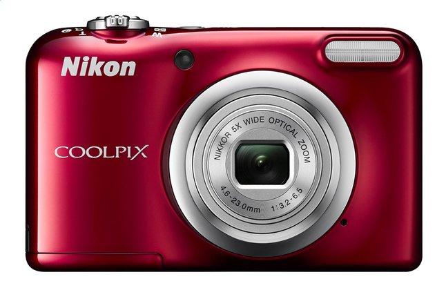 Image pour Nikon appareil photo numérique Coolpix A10 rouge à partir de DreamLand