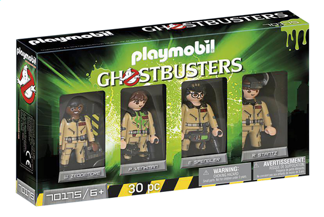 Afbeelding van PLAYMOBIL Ghostbusters 70175 Ghostbusters Collector's Set from DreamLand