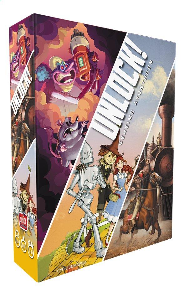 Afbeelding van Unlock! Geheime avonturen from DreamLand