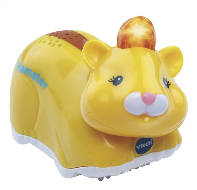 Afbeelding van VTech Tut Tut Animo Cliff le hamster sportif from DreamLand