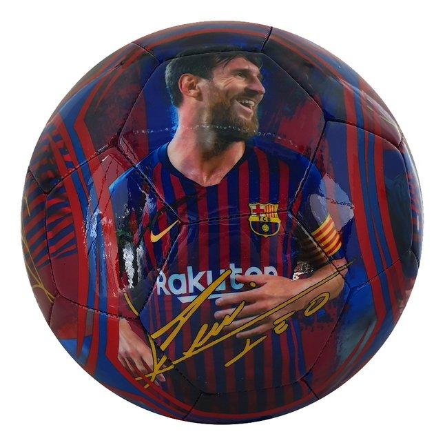 Image pour Ballon de football FC Barcelona Lionel Messi taille 5 à partir de DreamLand