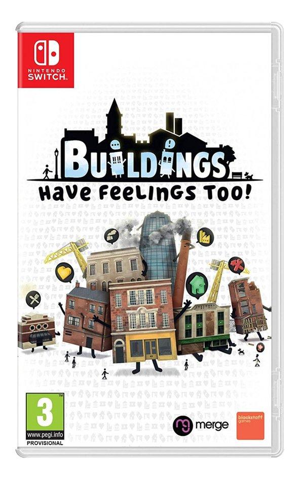 Nintendo Switch Buildings Have Feelings Too ENG