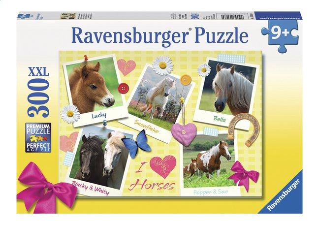 Afbeelding van Ravensburger XXL puzzel Mijn lievelingspaarden from DreamLand