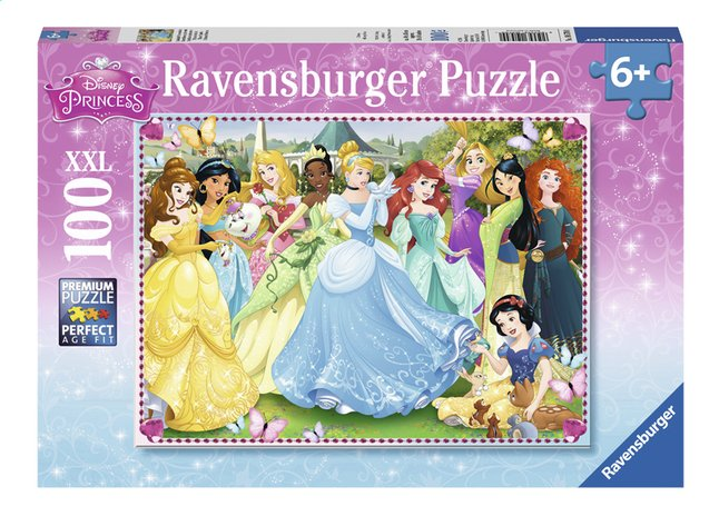 Afbeelding van Ravensburger puzzel Disney Princess from DreamLand