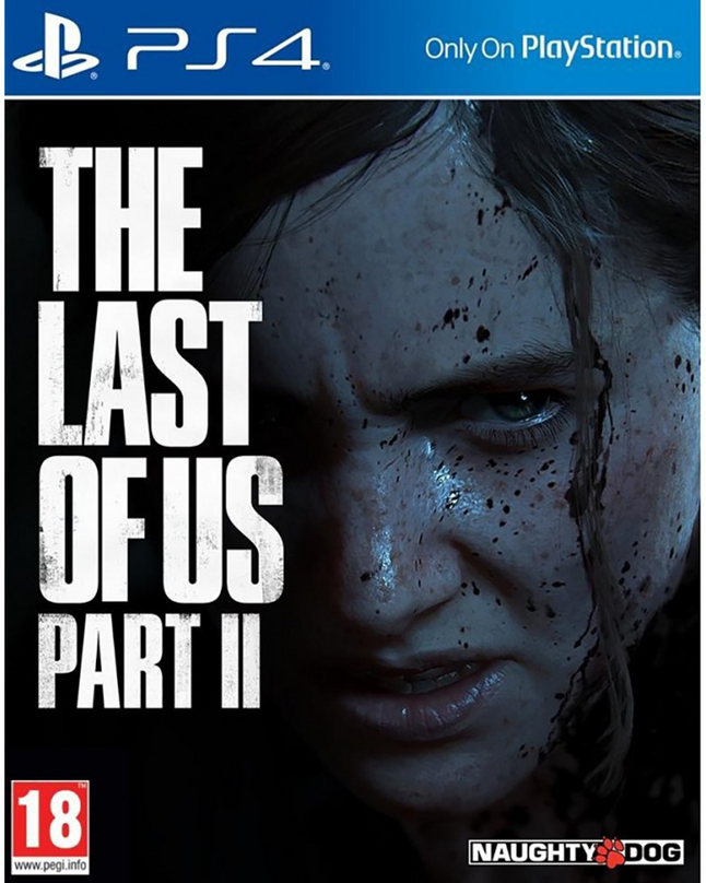 PS4 The Last of Us Part II FR/ANG