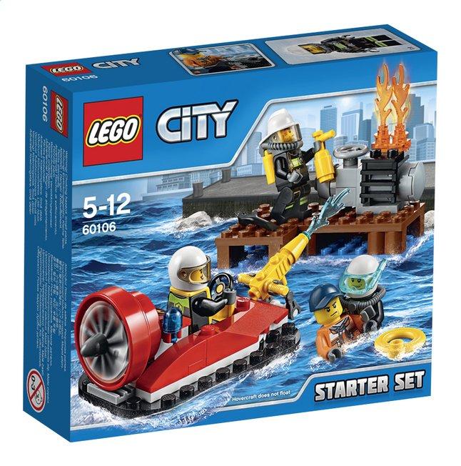 Afbeelding van LEGO City 60106 Brandweer starter-set from DreamLand