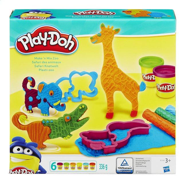 Afbeelding van Play-Doh Make 'n Mix Zoo from DreamLand