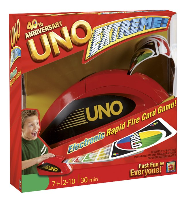 Afbeelding van UNO Extreme! from DreamLand