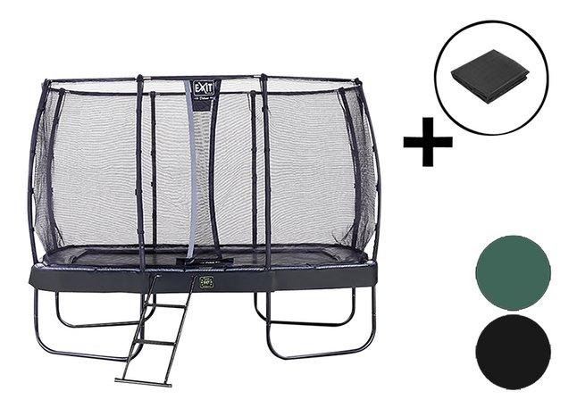 Image pour EXIT ensemble trampoline Elegant Premium Deluxe All-in-1 L 3,66 x Lg 2,14 m à partir de DreamLand