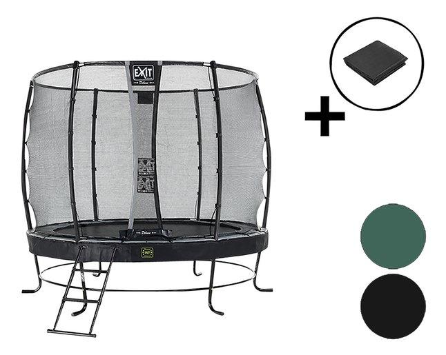 Afbeelding van EXIT trampolineset Elegant Premium Deluxe All-in-1 Ø 2,51 m from DreamLand