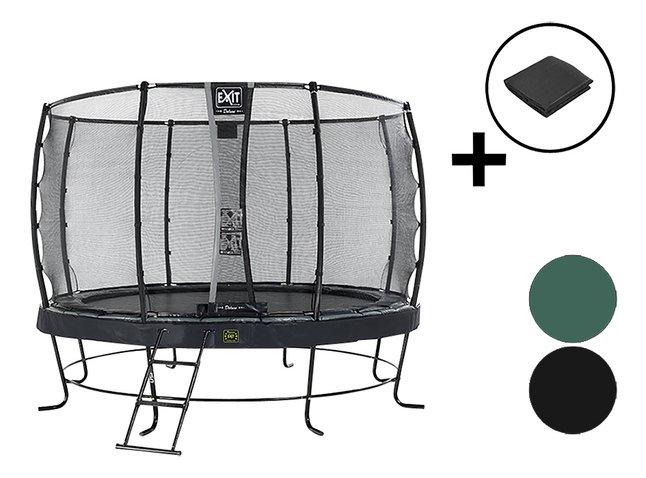 Afbeelding van EXIT trampolineset Elegant Premium Deluxe All-in-1 Ø 3,66 m from DreamLand