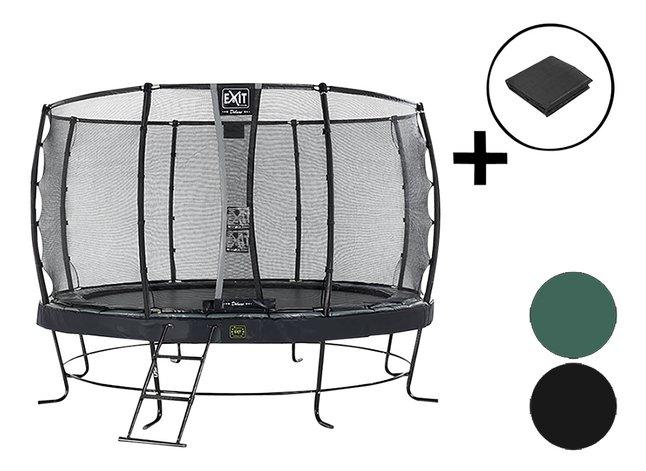 Afbeelding van EXIT trampolineset Elegant Premium Deluxe All-in-1 Ø 4,27 m from DreamLand