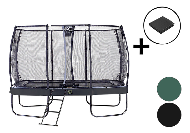 Afbeelding van EXIT trampolineset Elegant Premium Deluxe All-in-1 L 4,27 x B 2,44 m from DreamLand