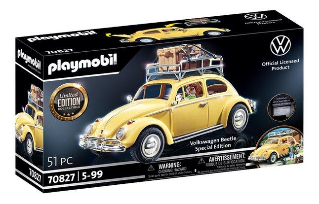 PLAYMOBIL VW 70827 Volkswagen Coccinelle - Edition Spéciale