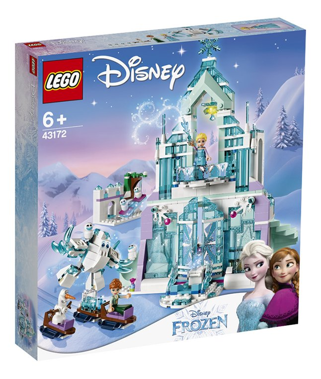 Image pour LEGO Disney Princess 43172 Le palais des glaces magique d'Elsa à partir de DreamLand