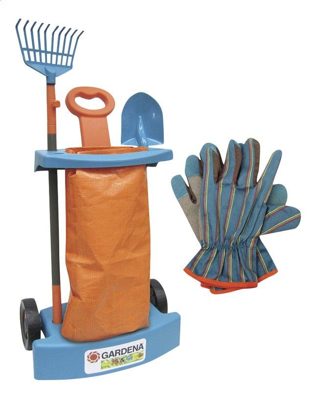 Image pour Gardena set de jardinage pour enfants Trolley à partir de DreamLand