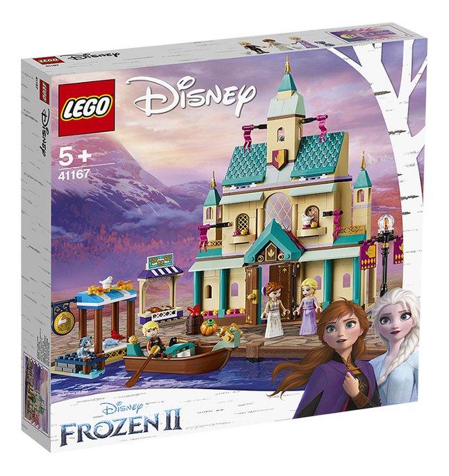 Image pour LEGO Disney Frozen 41167 Le château d'Arendelle à partir de DreamLand