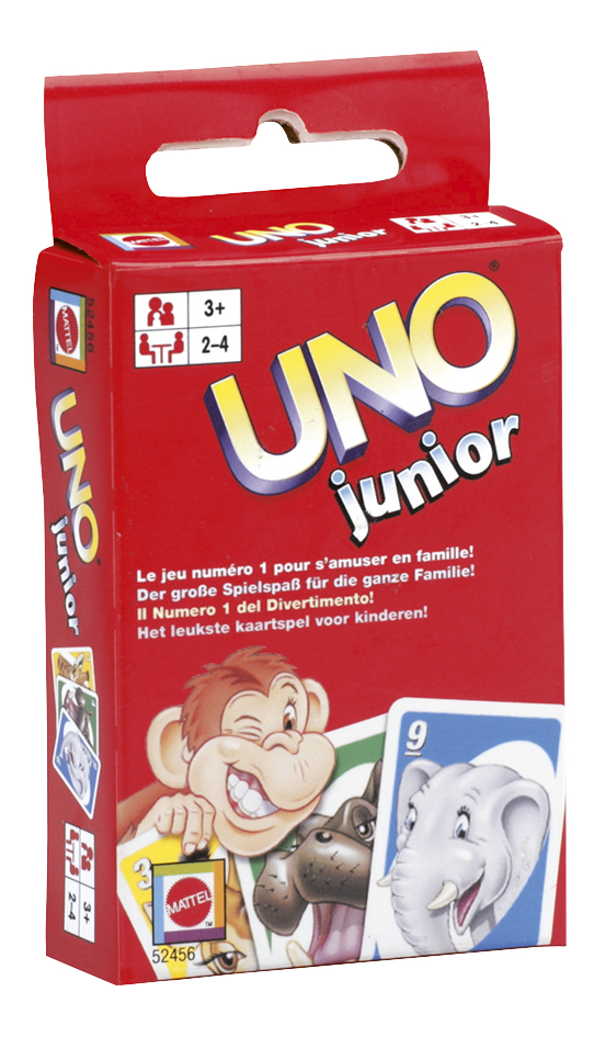 Afbeelding van UNO Junior from DreamLand