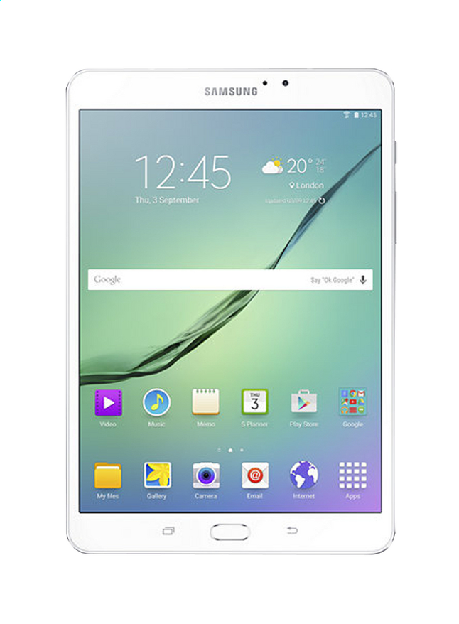 Afbeelding van Samsung tablet Galaxy Tab S2 VE Wi-Fi 8 inch 32 GB wit from DreamLand