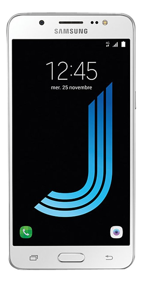 Afbeelding van Samsung smartphone Galaxy J5 2016 Dual SIM wit from DreamLand