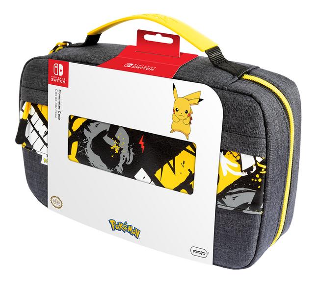 PDP opbergtas Nintendo Switch Commuter Case Pikachu