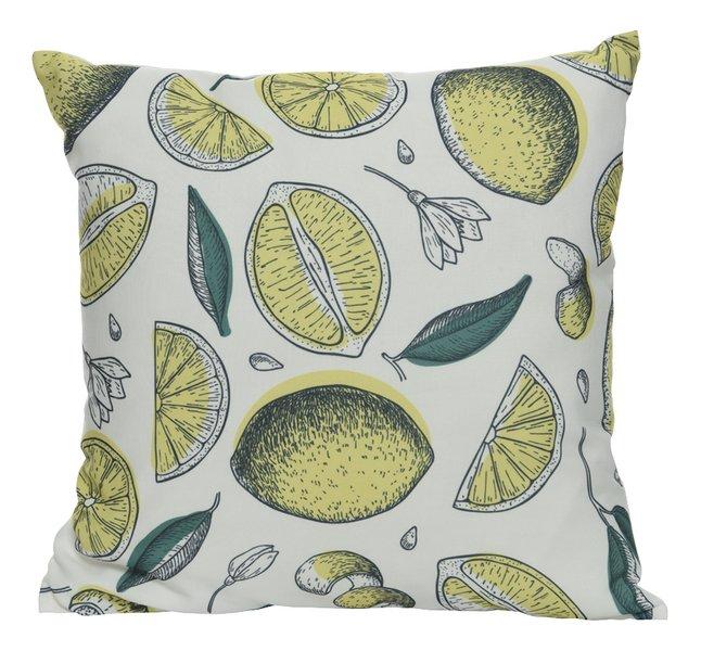 Decoris coussin décoratif Citron
