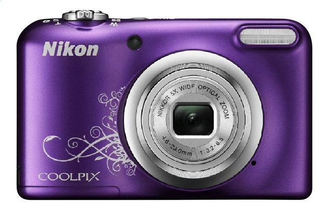 Afbeelding van Nikon digitaal fototoestel Coolpix A10 paars from DreamLand