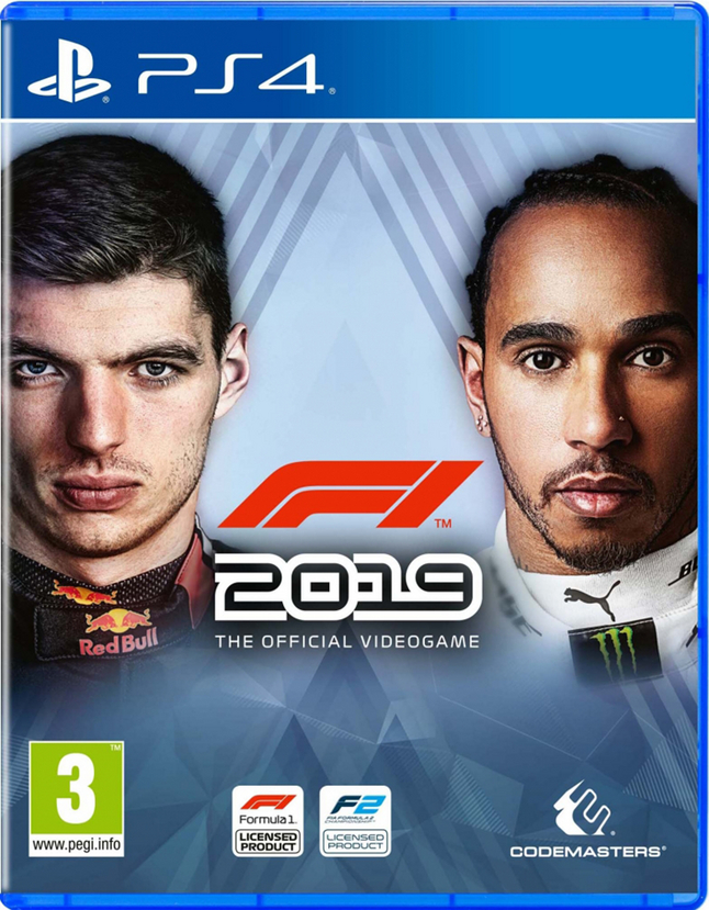 PS4 F1 2019 The Official Videogame ENG/FR