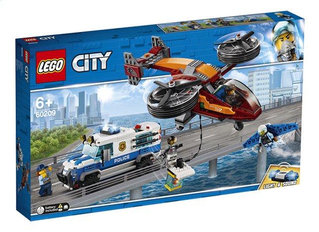 Image pour LEGO City 60209 La police et le vol de diamant à partir de DreamLand