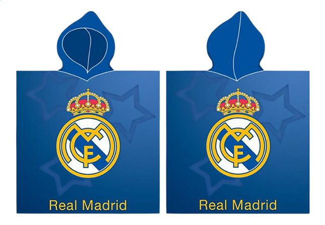 Afbeelding van Poncho Real Madrid blauw from DreamLand