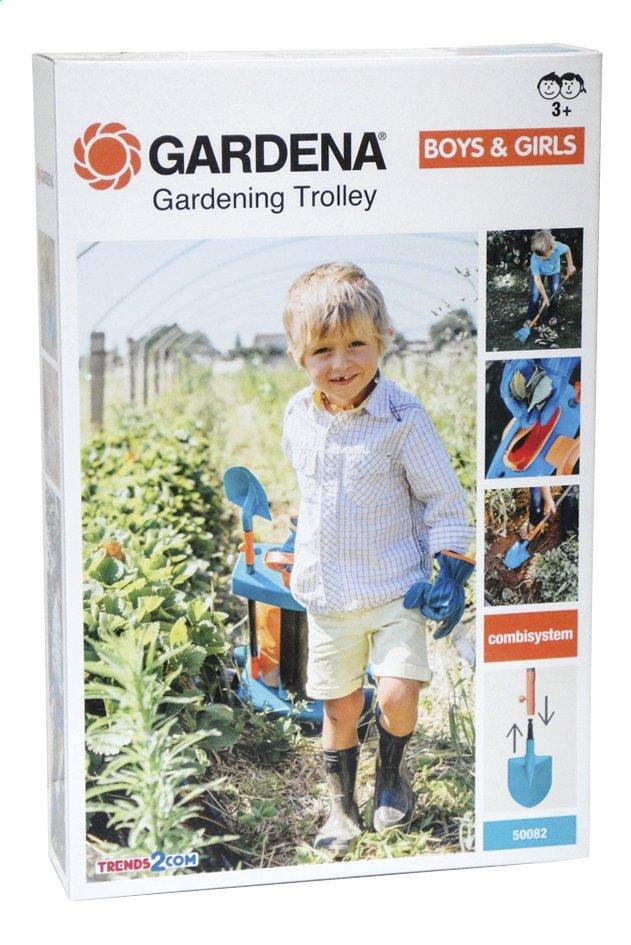 Afbeelding van Gardena kindertuinset Trolley from DreamLand