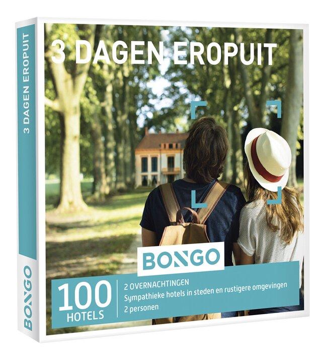 Afbeelding van Bongo 3 Dagen Eropuit from DreamLand